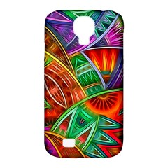 Happy Tribe Samsung Galaxy S4 Classic Hardshell Case (pc+silicone) by KirstenStar