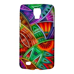 Happy Tribe Samsung Galaxy S4 Active (i9295) Hardshell Case by KirstenStar