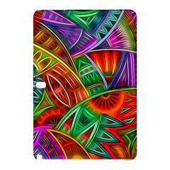 Happy Tribe Samsung Galaxy Tab Pro 12 2 Hardshell Case by KirstenStar
