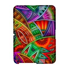 Happy Tribe Kindle Fire HD Hardshell Case by KirstenStar