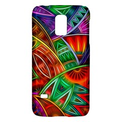 Happy Tribe Samsung Galaxy S5 Mini Hardshell Case  by KirstenStar