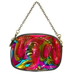 Music Festival Chain Purse (one Side) by icarusismartdesigns
