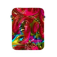 Music Festival Apple Ipad Protective Sleeve by icarusismartdesigns