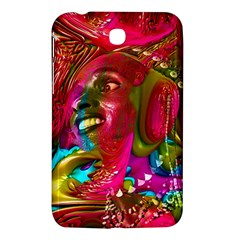 Music Festival Samsung Galaxy Tab 3 (7 ) P3200 Hardshell Case  by icarusismartdesigns