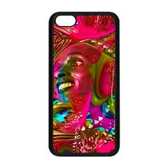 Music Festival Apple Iphone 5c Seamless Case (black) by icarusismartdesigns