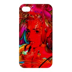 Mardi Gras Apple Iphone 4/4s Premium Hardshell Case by icarusismartdesigns