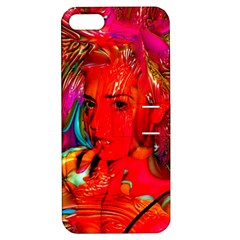 Mardi Gras Apple Iphone 5 Hardshell Case With Stand by icarusismartdesigns