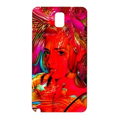 Mardi Gras Samsung Galaxy Note 3 N9005 Hardshell Back Case by icarusismartdesigns