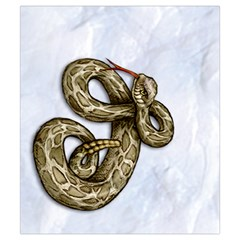 Dominant Species Reptile Bag By Kurtsg Gmail Com   Drawstring Pouch (small)   4sdt0vxl9r9w   Www Artscow Com Front