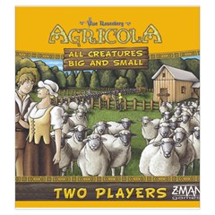 Agricola All Creatures L By Alex C   Drawstring Pouch (large)   907lkt8wjnwj   Www Artscow Com Front
