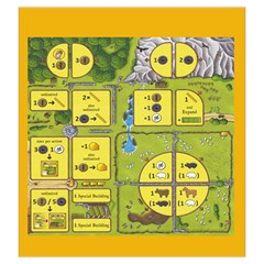 Agricola All Creatures L By Alex C   Drawstring Pouch (large)   907lkt8wjnwj   Www Artscow Com Back