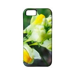 Linaria Flower Apple Iphone 5 Classic Hardshell Case (pc+silicone) by ansteybeta