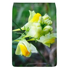Linaria Flower Removable Flap Cover (l) by ansteybeta