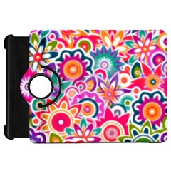 Eden s Garden Kindle Fire Hd Flip 360 Case by KirstenStar