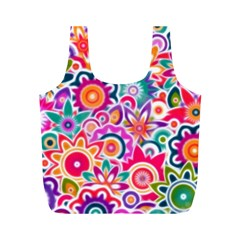 Eden s Garden Reusable Bag (m) by KirstenStar
