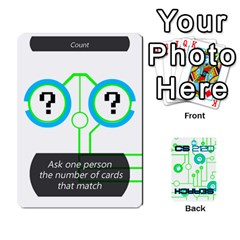 Cs 2120 Search Deck By Steve   Playing Cards 54 Designs   P2bot12cpnqp   Www Artscow Com Front - Spade8