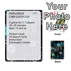 Cs 2120 Items By Steve   Playing Cards 54 Designs   Nz6asf1yysgg   Www Artscow Com Front - Spade10