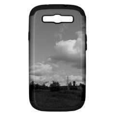 Abandoned Samsung Galaxy S III Hardshell Case (PC+Silicone) by ansteybeta