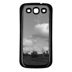 Abandoned Samsung Galaxy S3 Back Case (black) by ansteybeta