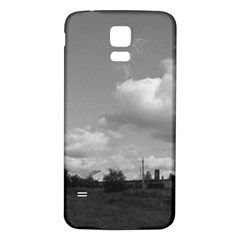 Abandoned Samsung Galaxy S5 Back Case (white)