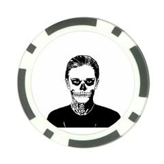 Tatezazzle Poker Chip by kramcox