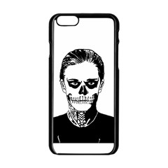 Tatezazzle Apple Iphone 6 Black Enamel Case