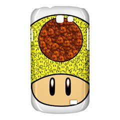Really Mega Mushroom Samsung Galaxy Express I8730 Hardshell Case  by kramcox