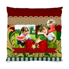 Xmas By Xmas   Standard Cushion Case (two Sides)   Osk1p6afl42p   Www Artscow Com Front