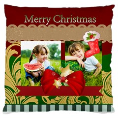 Xmas By Xmas   Standard Flano Cushion Case (two Sides)   Ff5bl3pwgz0q   Www Artscow Com Front