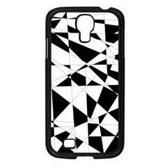 Shattered Life In Black & White Samsung Galaxy S4 I9500/ I9505 Case (black) by StuffOrSomething