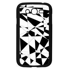 Shattered Life In Black & White Samsung Galaxy Grand Duos I9082 Case (black) by StuffOrSomething