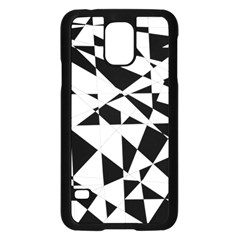 Shattered Life In Black & White Samsung Galaxy S5 Case (black) by StuffOrSomething