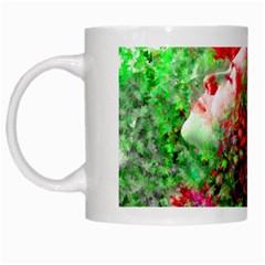 Summer Time White Coffee Mug by icarusismartdesigns