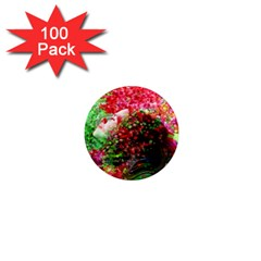 Summer Time 1  Mini Button Magnet (100 Pack) by icarusismartdesigns