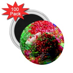 Summer Time 2 25  Button Magnet (100 Pack) by icarusismartdesigns