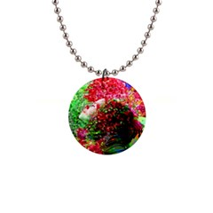 Summer Time Button Necklace by icarusismartdesigns