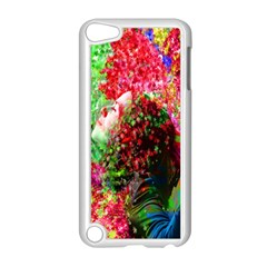 Summer Time Apple Ipod Touch 5 Case (white) by icarusismartdesigns