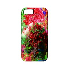 Summer Time Apple Iphone 5 Classic Hardshell Case (pc+silicone) by icarusismartdesigns