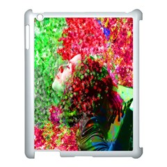 Summer Time Apple Ipad 3/4 Case (white) by icarusismartdesigns