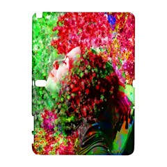 Summer Time Samsung Galaxy Note 10 1 (p600) Hardshell Case by icarusismartdesigns