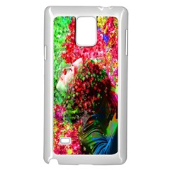Summer Time Samsung Galaxy Note 4 Case (white) by icarusismartdesigns