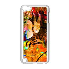 Robot Connection Apple Ipod Touch 5 Case (white) by icarusismartdesigns