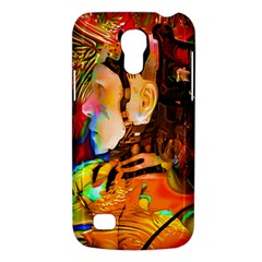 Robot Connection Samsung Galaxy S4 Mini (gt I9190) Hardshell Case  by icarusismartdesigns