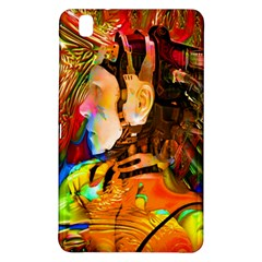 Robot Connection Samsung Galaxy Tab Pro 8 4 Hardshell Case by icarusismartdesigns