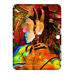 Robot Connection Samsung Galaxy Tab 4 (10 1 ) Hardshell Case