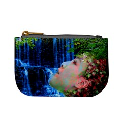 Fountain Of Youth Coin Change Purse by icarusismartdesigns