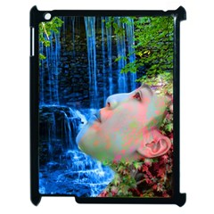 Fountain Of Youth Apple Ipad 2 Case (black) by icarusismartdesigns
