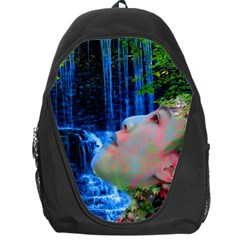 Fountain Of Youth Backpack Bag by icarusismartdesigns