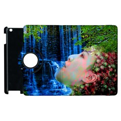 Fountain Of Youth Apple Ipad 3/4 Flip 360 Case by icarusismartdesigns