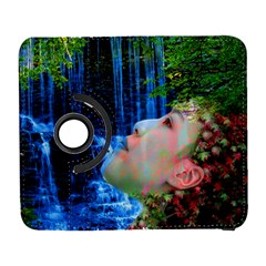 Fountain Of Youth Samsung Galaxy S  Iii Flip 360 Case by icarusismartdesigns